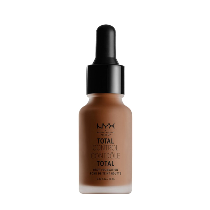 NYX PROF. MAKEUP Total Control Drop Foundation - Cocoa 13ml