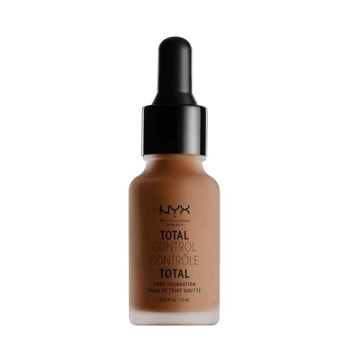 NYX PROF. MAKEUP Total Control Drop Foundation - Deep Rich 13ml