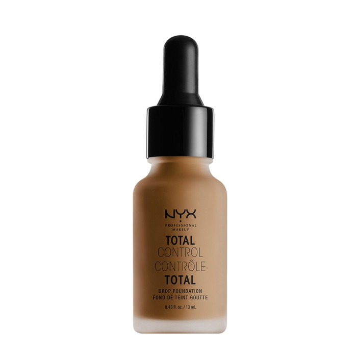 NYX PROF. MAKEUP Total Control Drop Foundation - Deep Sable 13ml
