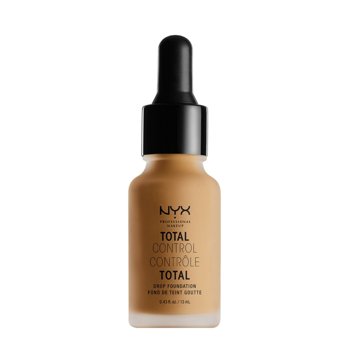 NYX PROF. MAKEUP Total Control Drop Foundation - Golden Honey 13ml