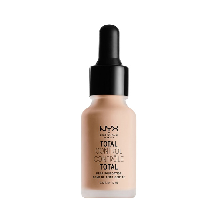 NYX PROF. MAKEUP Total Control Drop Foundation - Light 13ml