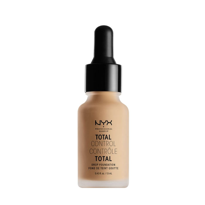 NYX PROF. MAKEUP Total Control Drop Foundation - Medium Olive 13ml