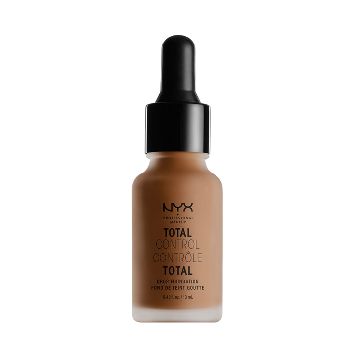 NYX PROF. MAKEUP Total Control Drop Foundation - Mocha 13ml