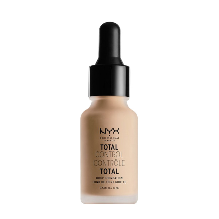 NYX PROF. MAKEUP Total Control Drop Foundation - Natural 13ml