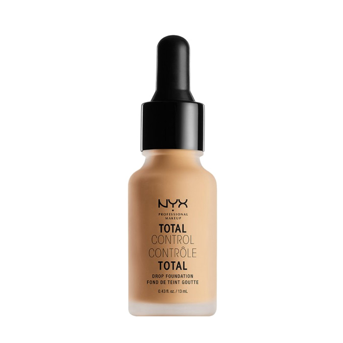 NYX PROF. MAKEUP Total Control Drop Foundation - True Beige 13ml