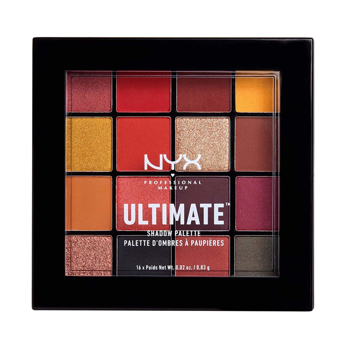 NYX PROF. MAKEUP Ultimate Shadow Palette - Phoenix