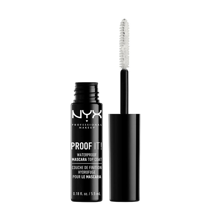 NYX PROF. MAKEUP Proof It Waterproof Mascara Top Coat