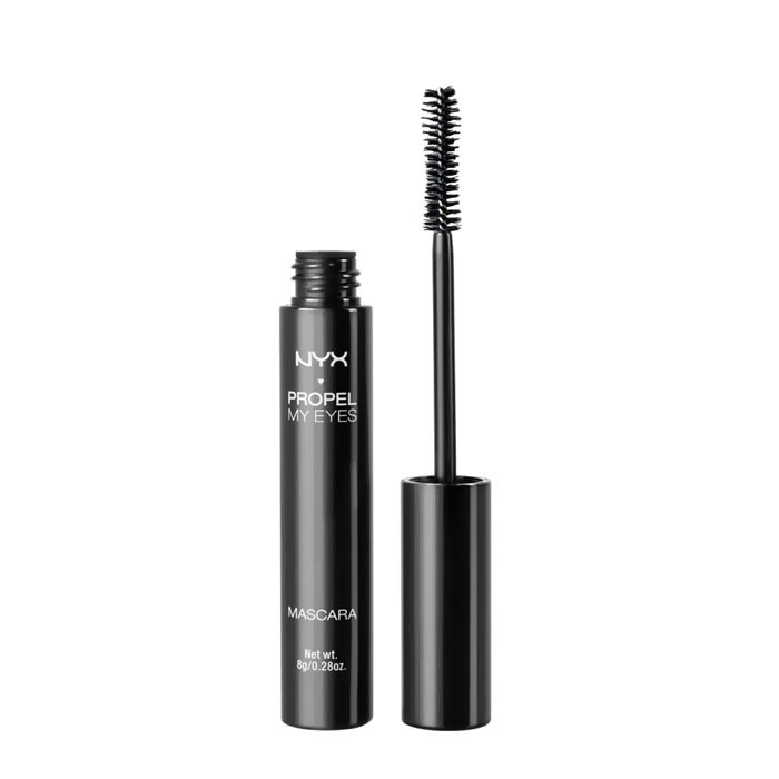 NYX PROF. MAKEUP Propel My Eyes Mascara Jet Black