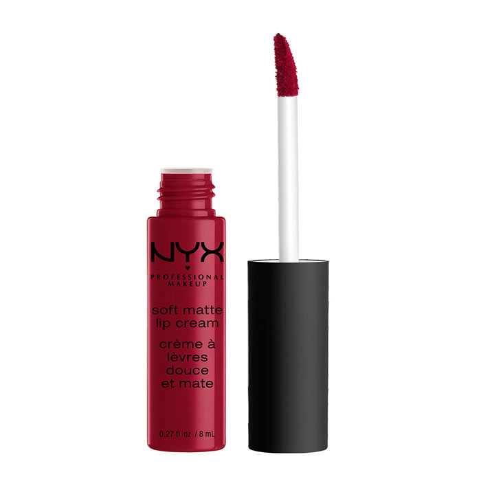 NYX PROF. MAKEUP Soft Matte Lip Cream Monte Carlo