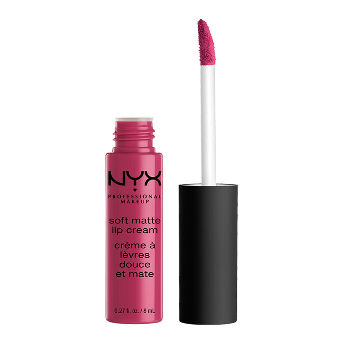 NYX PROF. MAKEUP Soft Matte Lip Cream Prague