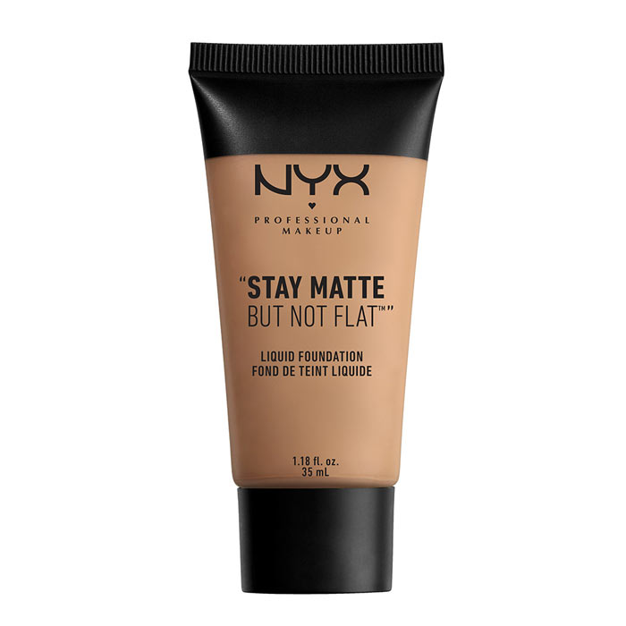 NYX PROF. MAKEUP Stay Matte Not Flat Liquid Foundation - Caramel