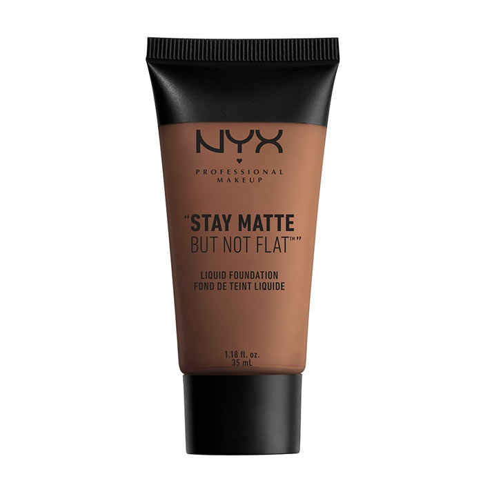 NYX Stay Matte Not Flat Liquid Foundation - Cocoa