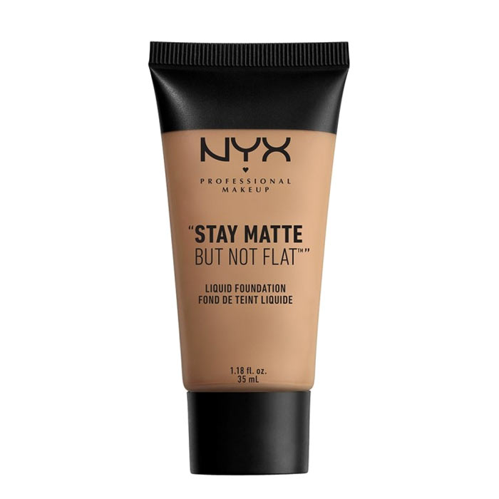 NYX Stay Matte Not Flat Liquid Foundation - Sienna