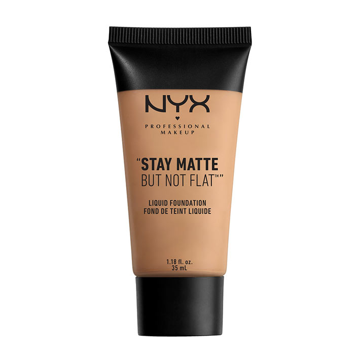 NYX PROF. MAKEUP Stay Matte Not Flat Liquid Foundation - Tan