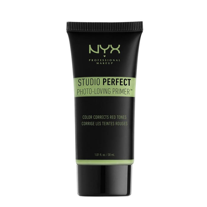 NYX PROF. MAKEUP Studio Perfect Primer Green