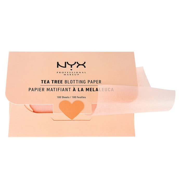 NYX PROF. MAKEUP Tea Tree Blotting Paper
