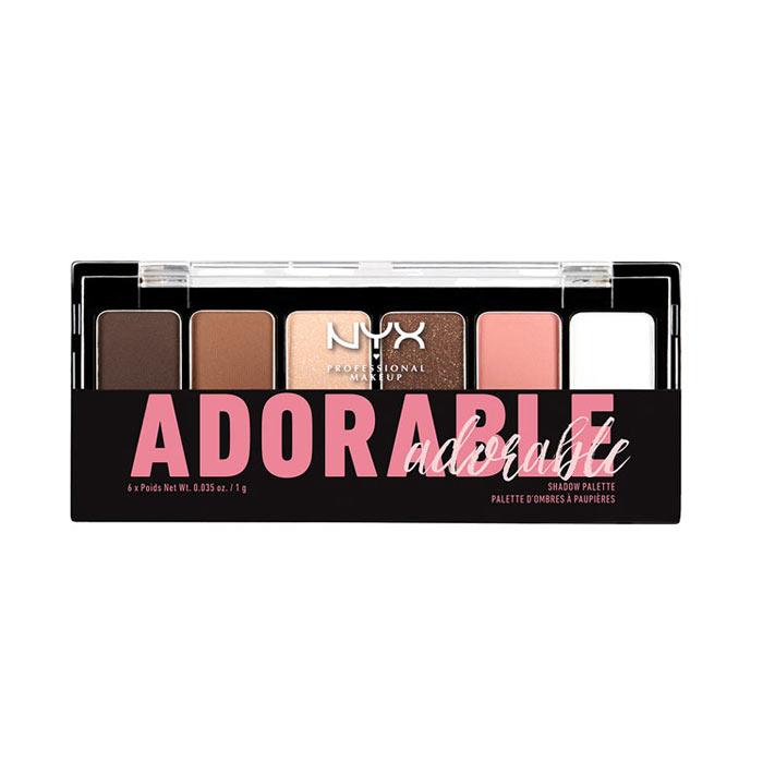 NYX The Adorable Shadow Palette - Adorable