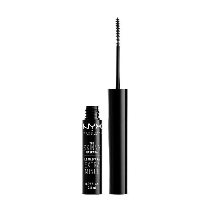 NYX PROF. MAKEUP The Skinny Mascara - Black
