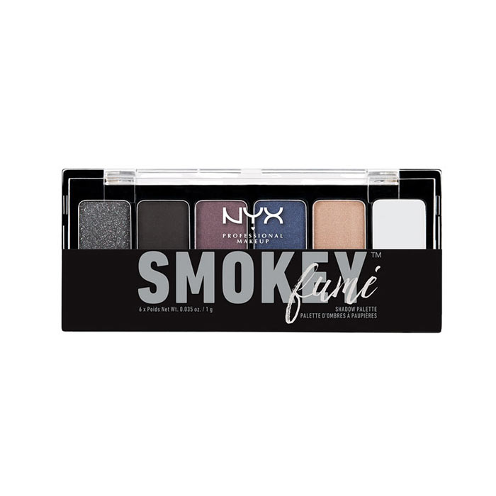 NYX PROF. MAKEUP The Smokey Shadow Palette