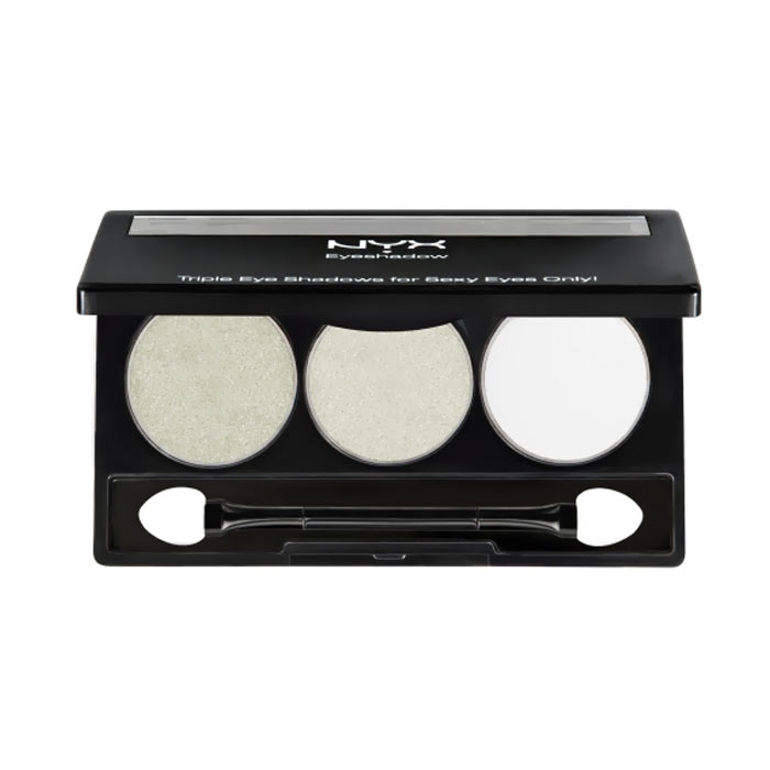 NYX Trio Eyeshadow Ultra Chic