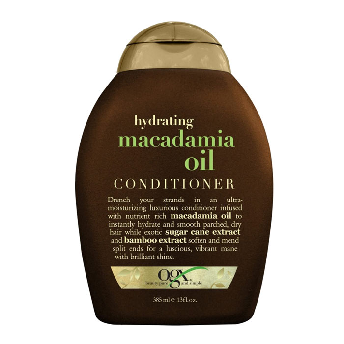 OGX Hydrating Macadamia Oil Conditioner 385ml
