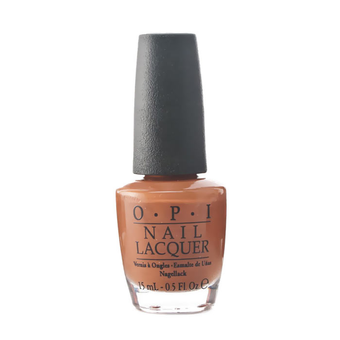 OPI Nail Lacquer A-Piers To Be Tan 15ml