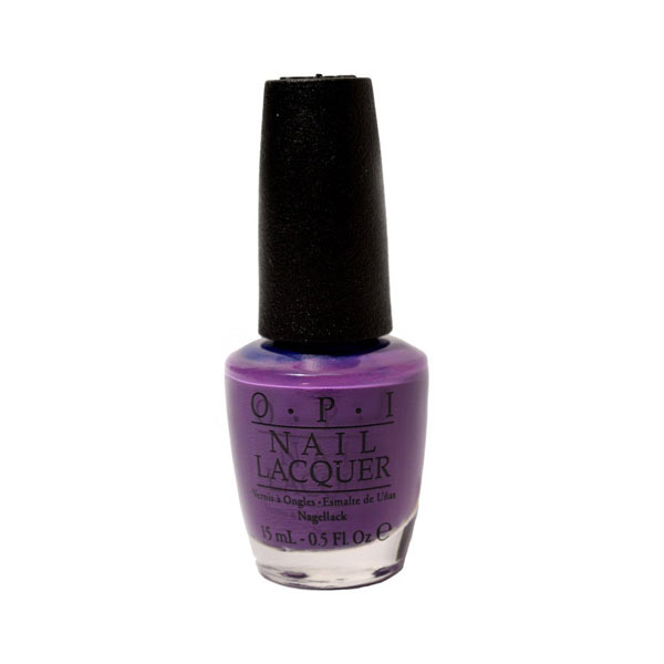 OPI Nail Lacquer Bouquet Of Violets 15ml