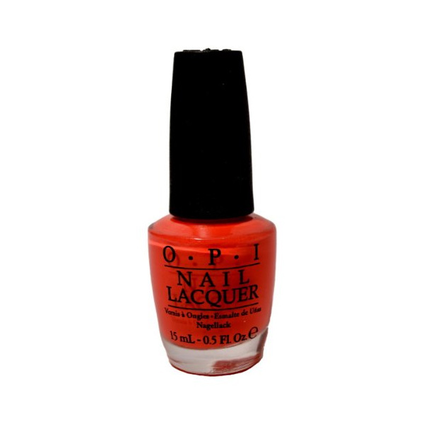 OPI Nail Lacquer Dinner At Sunset 15ml