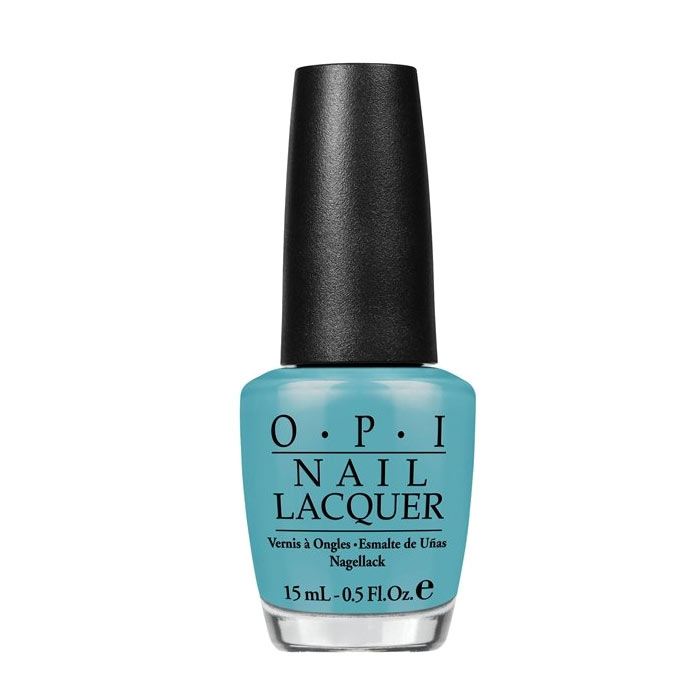OPI Nail Lacquer - E75 Can t Find My Czechbook