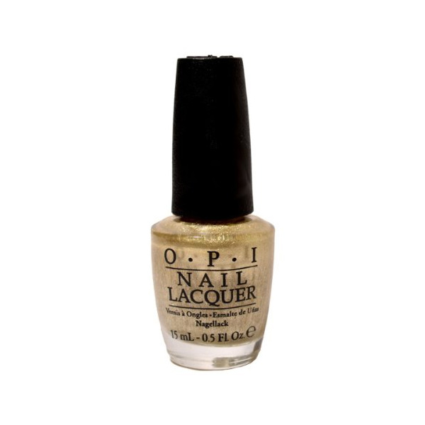 OPI Nail Lacquer Golden Waves 15ml
