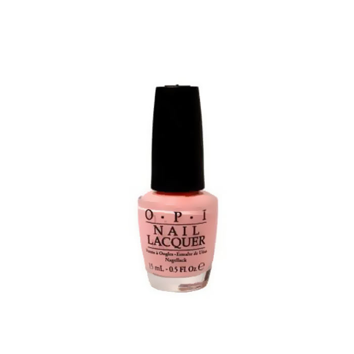 OPI Nail Lacquer Pink It Through 15ml