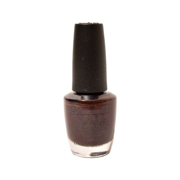 OPI Nail Lacquer Stir-Fried Eggplant 15ml