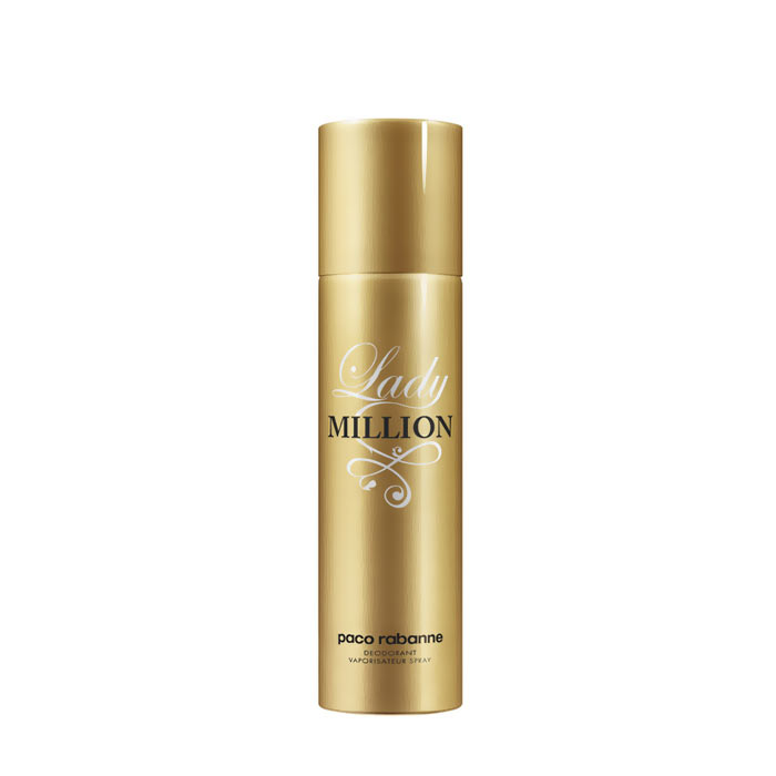 Paco Rabanne Lady Million Deospray 150ml