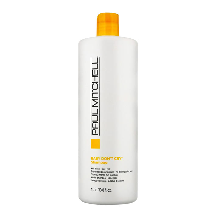 Paul Mitchell Baby Don t Cry Shampoo 1000ml