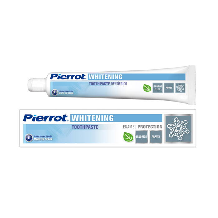 Pierrot Whitening Toothpaste 75ml