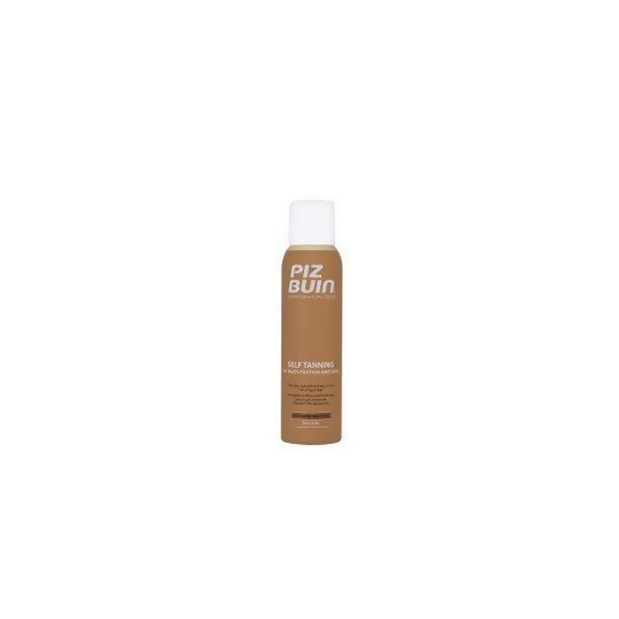 Piz Buin Self Tanning Spray For Legs Dark 125ml