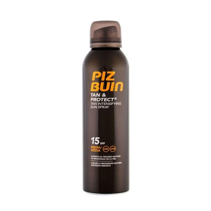 Piz Buin Tan & Protect Tan Intensifying Sun Spray SPF15 150ml