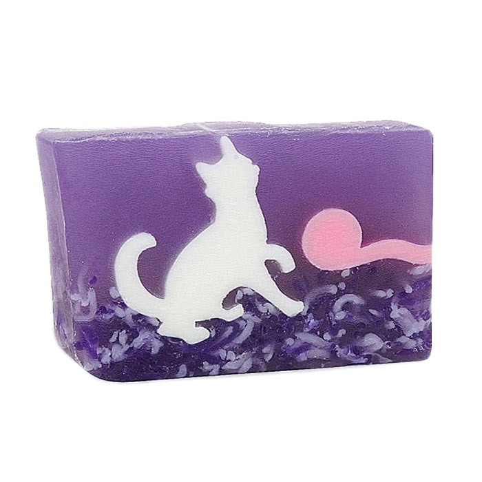Primal Elements Bar Soap White Cat Soap 170g