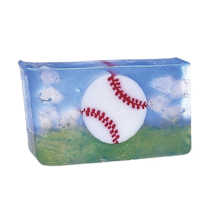 Primal Elements Bar Soap Baseball 170g