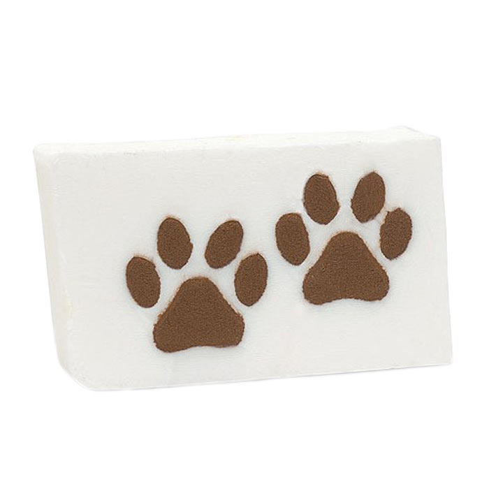 Primal Elements Bar Soap Paw Prints 170g