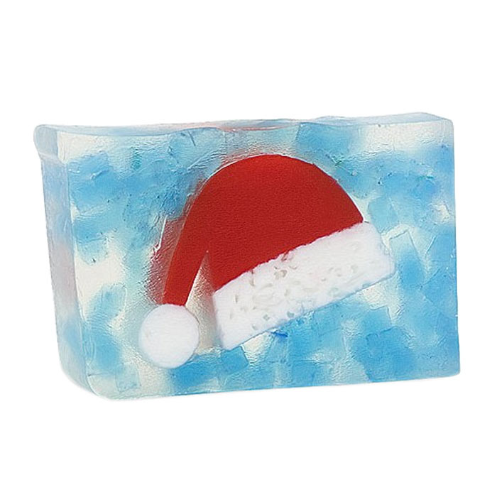 Primal Elements Bar Soap Santa s Cap 170g