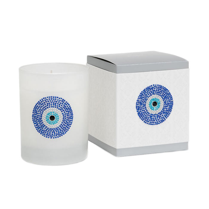 Primal Elements Icon Candle Evil Eye