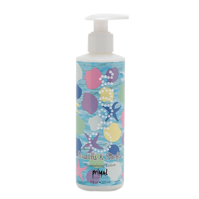 Primal Elements Moisturizing Lotion Seashells and Starfish 227ml