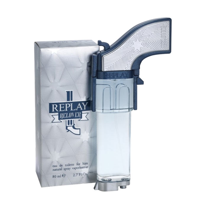 Replay Relover For Him Edt 80ml