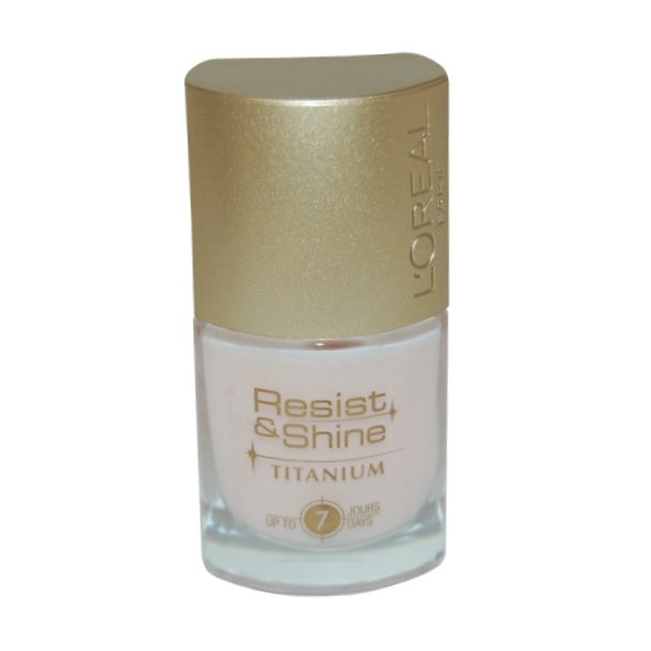 Resist & Shine Titanium Nail Polish 9ml #007
