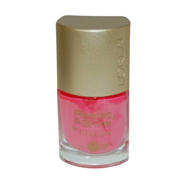 Resist & Shine Titanium Nail Polish 9ml #106