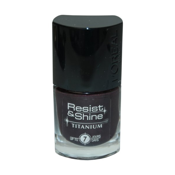 Resist & Shine Titanium Nail Polish 9ml #733
