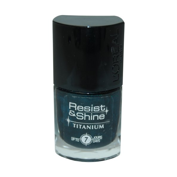 Resist & Shine Titanium Nail Polish 9ml #736