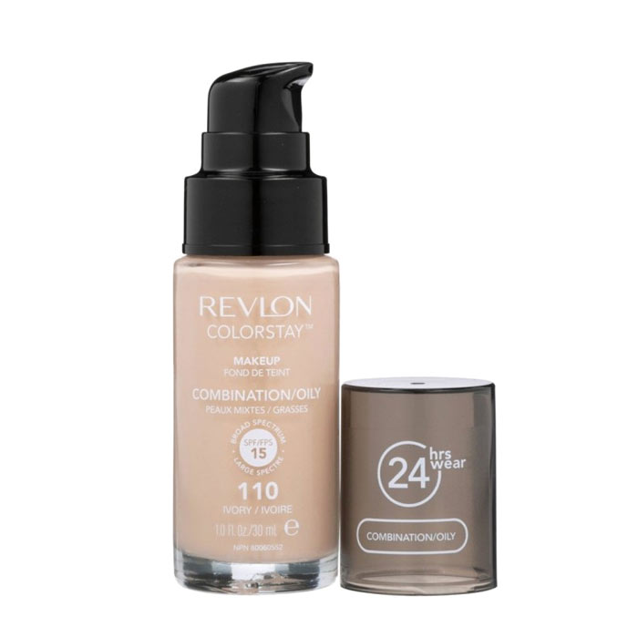 Revlon Colorstay Makeup Combination Oily Skin - 110 Ivory 30ml