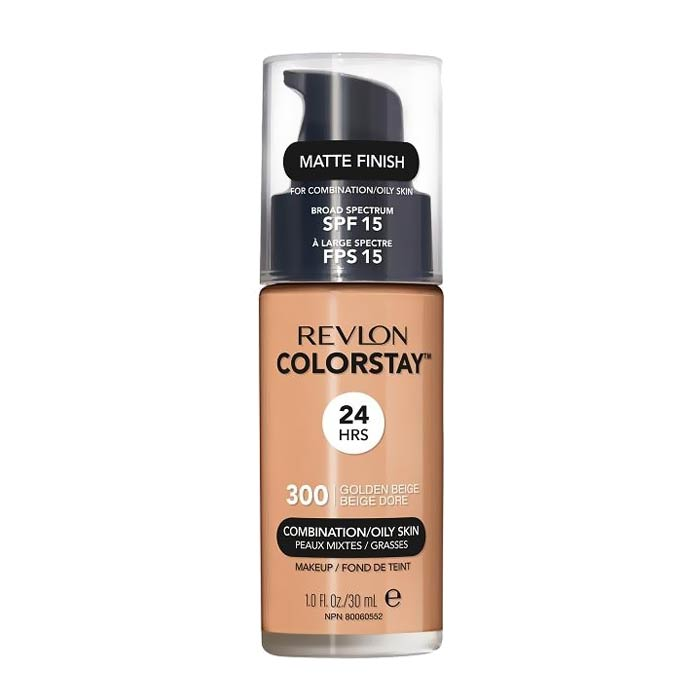Revlon Colorstay Makeup Combination Oily Skin - 300 Golden Beige 30ml